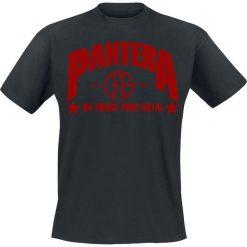 T-shirty męskie: Pantera 101 Proof Pure Metal T-Shirt czarny