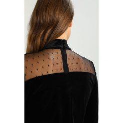 Bluzki asymetryczne: Aaiko Bluzka z długim rękawem black