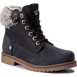 Trapery WRANGLER - Creek Alaska WL172507 Navy 16. Niebieskie buty zimowe damskie marki Wrangler, z materiału. W wyprzedaży za 319,00 zł.