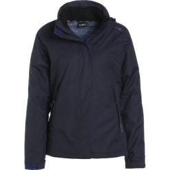 CMP ZIP HOOD + DETACHBLE INN 2IN1 Kurtka hardshell black blue. Czerwone kurtki damskie turystyczne marki CMP, z materiału. W wyprzedaży za 351,75 zł.