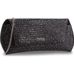 Torebka NOBO - NBAG-F0820-C020 Czarny. Czarne torebki klasyczne damskie marki Nobo, ze skóry ekologicznej. W wyprzedaży za 99,00 zł.
