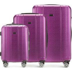 Walizki: 56-3P-89S-24 Zestaw walizek