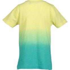 Blue Seven - T-shirt dziecięcy 92-128 cm. Niebieskie t-shirty męskie z nadrukiem Blue Seven, z bawełny. W wyprzedaży za 39,90 zł.