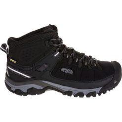 Buty trekkingowe męskie: Keen Buty męskie Targhee EXP Mid WP Black/Steel Grey r. 42.5 (117715)