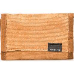 Quiksilver - Portfel. Różowe portfele męskie Quiksilver, z materiału. W wyprzedaży za 34,90 zł.