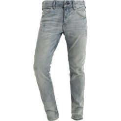 Spodnie męskie: Scotch & Soda PHAIDON  Jeansy Slim Fit blue gold repair