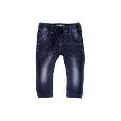 NAME IT Boys Spodnie Jeans NITTOM medium blue denim. Niebieskie spodnie chłopięce Name it, z bawełny. Za 79,00 zł.