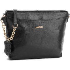 Torebka LASOCKI - BRT-066 Black. Czarne torebki klasyczne damskie Lasocki, ze skóry. Za 149,99 zł.