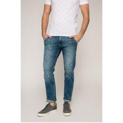 Medicine - Szorty Basic. Szare jeansy męskie z dziurami MEDICINE, z bawełny, casualowe. W wyprzedaży za 69,90 zł.
