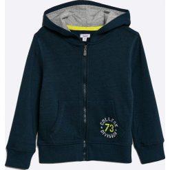Blukids - Bluza dziecięca 98-128 cm. Czarne bluzy męskie rozpinane marki Forplay, s, z kapturem. W wyprzedaży za 39,90 zł.