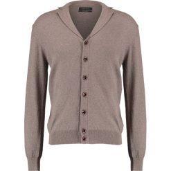 Swetry rozpinane męskie: Cortefiel AMERICANA Kardigan beige/roasted