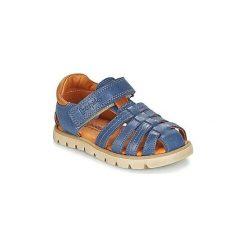 Sandały Dziecko  Babybotte  KEKO. Niebieskie sandały chłopięce marki Babybotte. Za 251,30 zł.