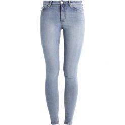 Cheap Monday Jeans Skinny Fit grande blue. Niebieskie rurki damskie Cheap Monday. W wyprzedaży za 167,20 zł.