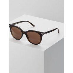 Dolce&Gabbana Okulary przeciwsłoneczne havana. Brązowe okulary przeciwsłoneczne damskie lenonki Dolce&Gabbana. Za 769,00 zł.