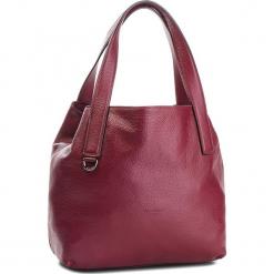 Torebka COCCINELLE - CE5 Mila E1 CE5 11 02 01 Grape R04. Czerwone torebki klasyczne damskie marki Coccinelle, ze skóry. Za 1049,90 zł.