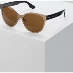 McQ Alexander McQueen Okulary przeciwsłoneczne bronzeblackbrown. Brązowe okulary przeciwsłoneczne damskie aviatory McQ Alexander McQueen. W wyprzedaży za 439,20 zł.