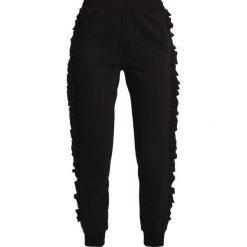 Bryczesy damskie: Rue de Femme NaomiPant Spodnie treningowe black