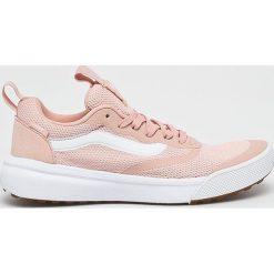 Vans - Buty. Szare buty sportowe damskie marki Vans, z gumy. W wyprzedaży za 319,90 zł.