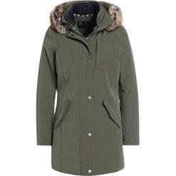 Płaszcze damskie pastelowe: Barbour APLER Płaszcz zimowy seaweed
