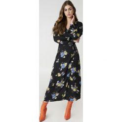 Długie sukienki: Gestuz Sukienka maxi Aia - Black