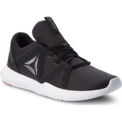 Buty Reebok - Reago Essential CN5186 Black/Alloy/Field Tan/Wht. Szare buty do fitnessu damskie marki Reebok, z materiału. W wyprzedaży za 169,00 zł.