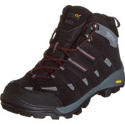 """Buty trekkingowe męskie: Buty trekkingowe """"Burrell"""" w kolorze czarnym"""