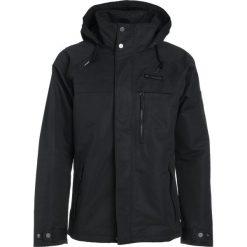 Columbia GOOD WAYS Kurtka hardshell black. Czarne kurtki trekkingowe męskie Columbia, m, z hardshellu. W wyprzedaży za 356,85 zł.