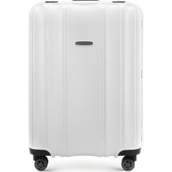 Walizka średnia 56-3T-732-88. Białe walizki marki Wittchen, średnie. Za 259,00 zł.
