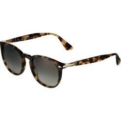 Okulary przeciwsłoneczne damskie aviatory: Persol Okulary przeciwsłoneczne brown