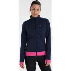 Kurtki damskie: Gore Bike Wear LADY Kurtka Softshell black iris/raspberry rose