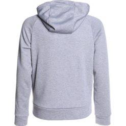 Nike Performance DRY HOODIE  Bluza rozpinana carbon heather/volt. Szare bluzy chłopięce Nike Performance, z materiału. Za 199,00 zł.