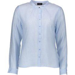 Bluzki damskie: Bluzka w kolorze błękitnym