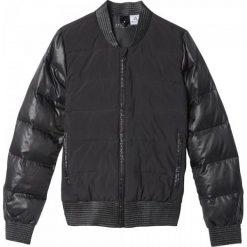 Adidas Kurtka damska Cozy Down Bomber czarna r. M (AP8690). Czarne kurtki damskie softshell Adidas, m. Za 314,39 zł.
