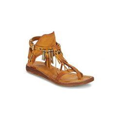 Sandały Airstep / A.S.98  RAMOS. Brązowe sandały damskie Airstep / A.S.98. Za 511,20 zł.