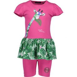 Spodnie dziewczęce: Blue Seven – Komplet dziecięcy 92-128 cm