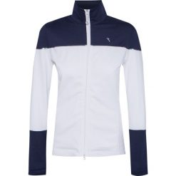 Bluzy rozpinane damskie: Bluza CHERVO PATCH Biały|Granatowy