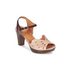 Sandały Chie Mihara  JOHO. Czerwone sandały trekkingowe damskie marki Chie Mihara. Za 991,20 zł.
