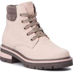 Trapery SERGIO BARDI - Amaseno FW127352018VF 421. Czerwone buty zimowe damskie Sergio Bardi, z nubiku. W wyprzedaży za 169,00 zł.
