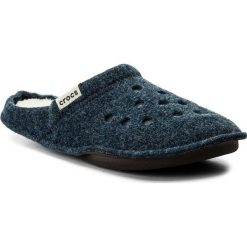 Kapcie damskie: Kapcie CROCS – Classic Slipper 203600 Nautical Navy/Oatmeal