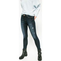 Medicine - Jeansy Hogwarts. Niebieskie jeansy damskie marki MEDICINE, z bawełny. W wyprzedaży za 59,90 zł.