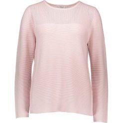 Sweter w kolorze jasnoróżowym. Czerwone swetry oversize damskie Gerry Weber, z bawełny. W wyprzedaży za 129,95 zł.