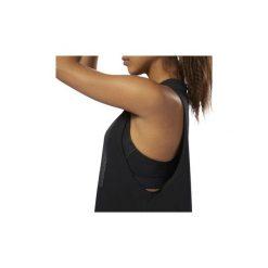 Bluzki sportowe damskie: Topy na ramiączkach / T-shirty bez rękawów Reebok Sport  Koszulka bez rękawów GS Shine Delta Muscle