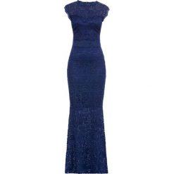 Sukienki: Sukienka koronkowa bonprix kobaltowy