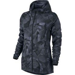 Odzież sportowa damska: Nike Kurtka damska Essentials JKT HD PR czarna r. M (855156-010)