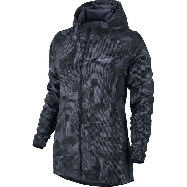 bef01b1b1698e Nike Kurtka damska Essentials JKT HD PR czarna r. M (855156-010) - Czarne  kurtki damskie Nike, m, bez wzorów, sportowe, bez kaptura. Za 206,00 zł.