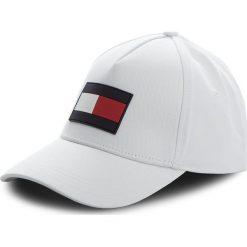 Czapka z daszkiem TOMMY HILFIGER - Th Flag Cap AM0AM03339 104. Białe czapki z daszkiem męskie TOMMY HILFIGER. Za 179,00 zł.