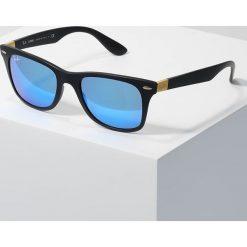 RayBan Okulary przeciwsłoneczne black. Czarne okulary przeciwsłoneczne damskie aviatory Ray-Ban. Za 759,00 zł.