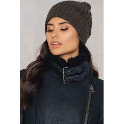 Czapki zimowe damskie: Rut&Circle Czapka Mira - Brown,Grey