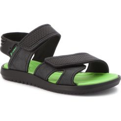 Buty dziecięce: Sandały RIDER – Terrain Sandal Kids 82225 Black/Green 22378