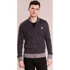 Kardigany męskie: BOSS CASUAL ZOOMS Bluza rozpinana mottled grey